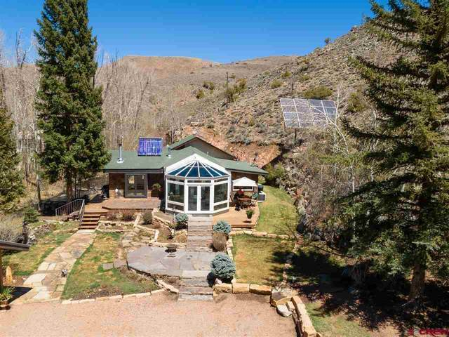 870 County Road 20 Road, Gunnison, CO 81230 (MLS #781346) :: The Dawn Howe Group | Keller Williams Colorado West Realty