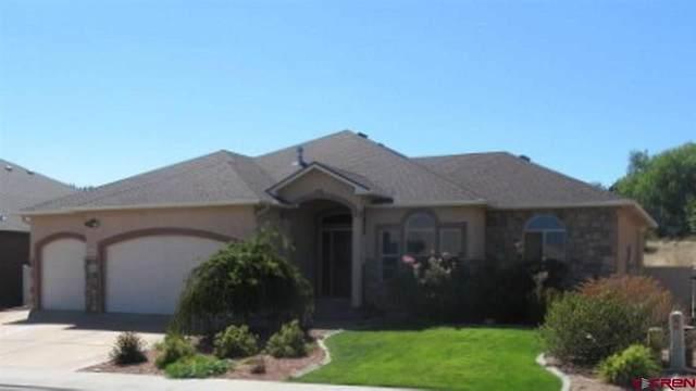 695 Tilman Drive, Grand Junction, CO 81506 (MLS #781347) :: The Dawn Howe Group | Keller Williams Colorado West Realty