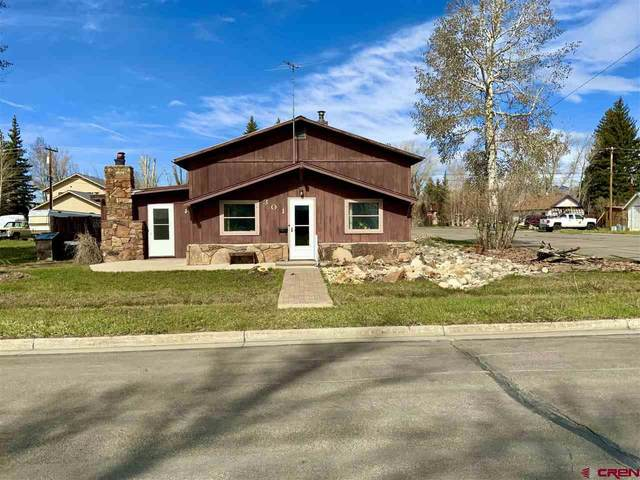 301 S Taylor Street, Gunnison, CO 81230 (MLS #781357) :: The Dawn Howe Group | Keller Williams Colorado West Realty
