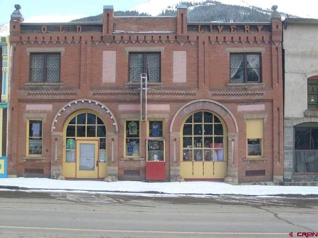 1142 Greene, Silverton, CO 81433 (MLS #781389) :: The Howe Group   Keller Williams Colorado West Realty