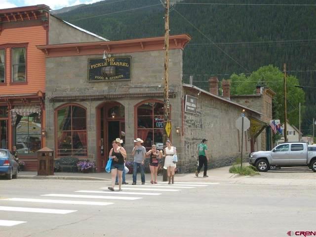 1304 & 1314 Greene Street, Silverton, CO 81433 (MLS #781393) :: The Howe Group   Keller Williams Colorado West Realty