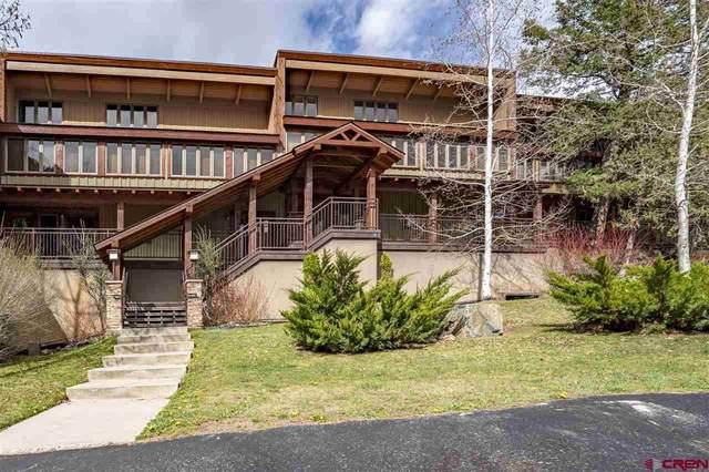 961 N Tamarron Drive #607, Durango, CO 81301 (MLS #781400) :: Durango Mountain Realty