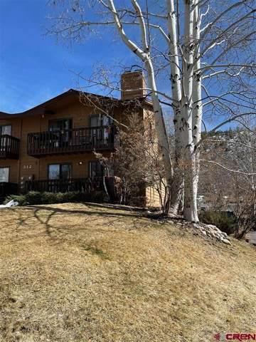 312 Hillcrest Drive #601, Durango, CO 81301 (MLS #781430) :: Durango Mountain Realty