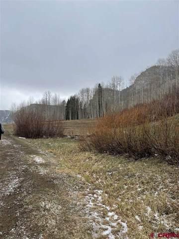 X 550, Durango, CO 81301 (MLS #781485) :: Durango Mountain Realty