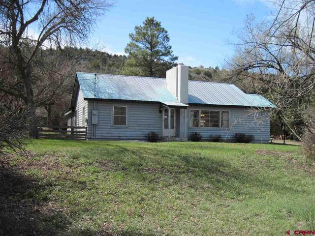 1650 Florida Road, Durango, CO 81301 (MLS #781493) :: Durango Mountain Realty