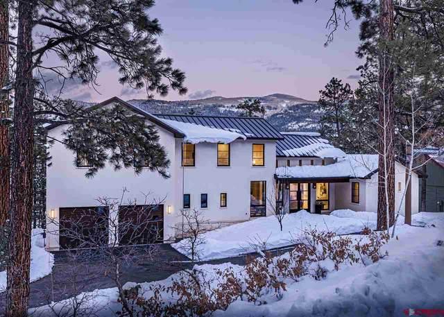400 Rockwood Drive, Durango, CO 81301 (MLS #781537) :: Durango Mountain Realty