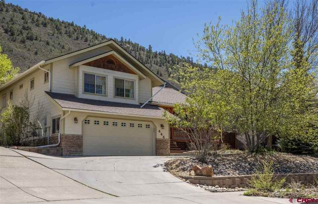 444 Jenkins Ranch, Durango, CO 81301 (MLS #781543) :: Durango Mountain Realty