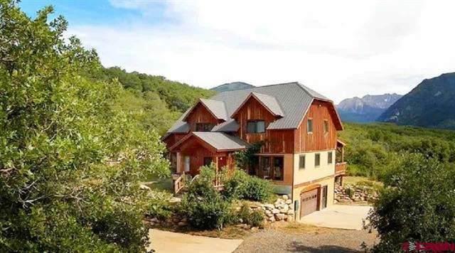 2529 County Road 124, Hesperus, CO 81326 (MLS #781544) :: Durango Mountain Realty