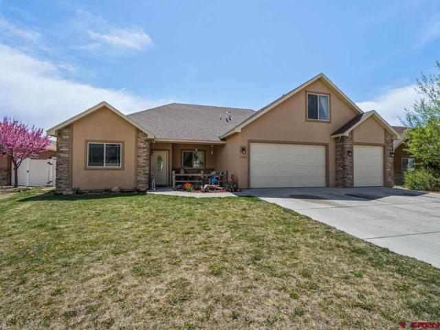 3159 F 1/4 Road, Grand Junction, CO 81504 (MLS #781572) :: The Dawn Howe Group | Keller Williams Colorado West Realty
