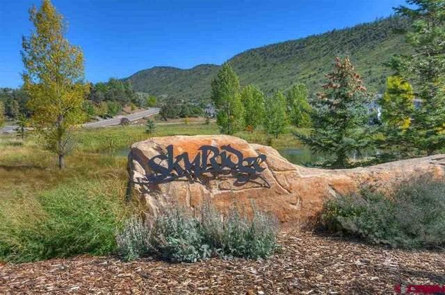 316 Jenkins Ranch Road, Durango, CO 81301 (MLS #781599) :: The Howe Group | Keller Williams Colorado West Realty