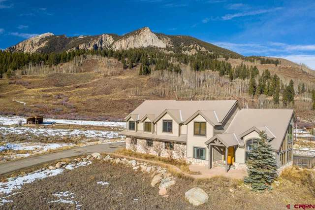 42 Earhart Lane, Crested Butte, CO 81224 (MLS #781603) :: The Dawn Howe Group | Keller Williams Colorado West Realty