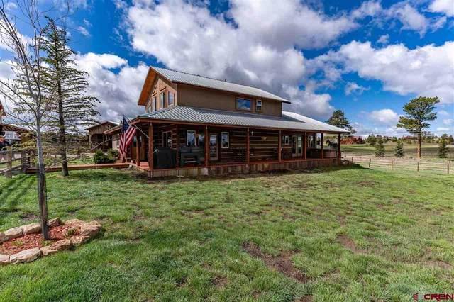 32 Mill Run Ct, Pagosa Springs, CO 81147 (MLS #781605) :: The Howe Group   Keller Williams Colorado West Realty