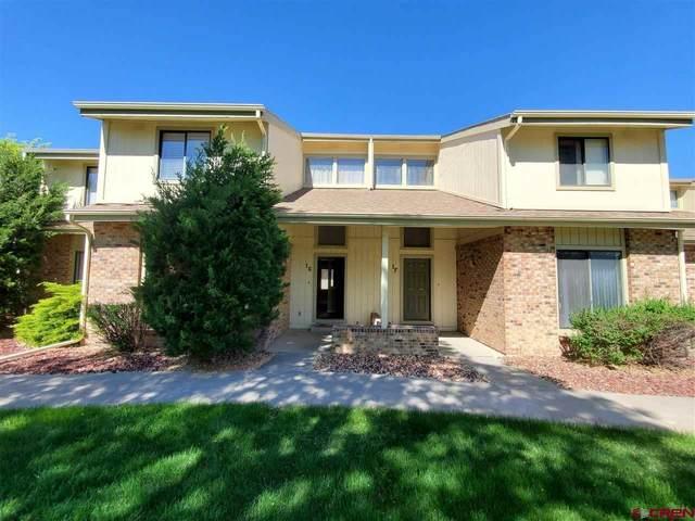 2675 Springside Court 1G, Grand Junction, CO 81506 (MLS #781623) :: The Dawn Howe Group | Keller Williams Colorado West Realty