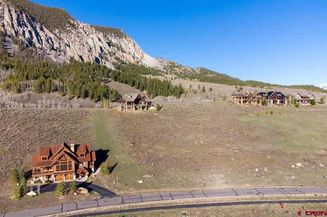 560 Country Club Drive, Crested Butte, CO 81224 (MLS #781640) :: The Dawn Howe Group | Keller Williams Colorado West Realty
