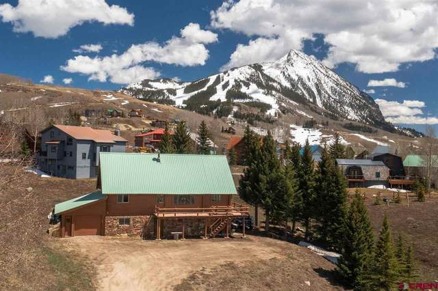 840 Gothic Road, Mt. Crested Butte, CO 81225 (MLS #781646) :: The Dawn Howe Group | Keller Williams Colorado West Realty