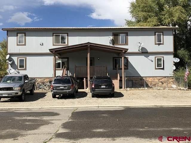 916 W Georgia, Gunnison, CO 81230 (MLS #781652) :: The Dawn Howe Group | Keller Williams Colorado West Realty
