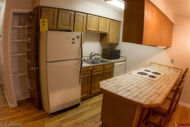 1851 Florida Road #103, Durango, CO 81301 (MLS #781667) :: Durango Mountain Realty