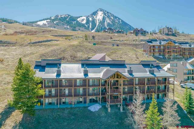 18 Hunter Hill Road J-202, Mt. Crested Butte, CO 81225 (MLS #781672) :: The Dawn Howe Group | Keller Williams Colorado West Realty
