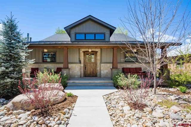 627 E 4th Avenue, Durango, CO 81301 (MLS #781725) :: Durango Mountain Realty