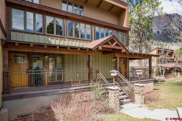 961 N Tamarron Drive 575/577, Durango, CO 81301 (MLS #781754) :: Durango Mountain Realty