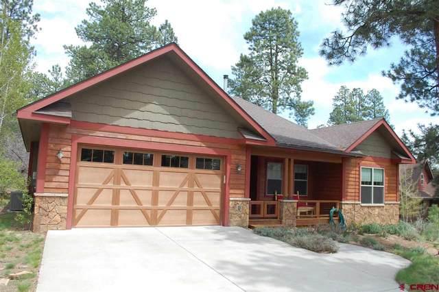 134 Needle Creek Trail, Durango, CO 81301 (MLS #781777) :: Durango Mountain Realty