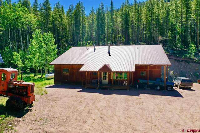 5498 County Road 771, Gunnison, CO 81230 (MLS #781778) :: The Dawn Howe Group | Keller Williams Colorado West Realty