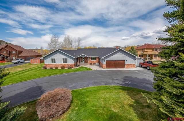 987 Fairway Lane, Gunnison, CO 81230 (MLS #781786) :: The Dawn Howe Group | Keller Williams Colorado West Realty