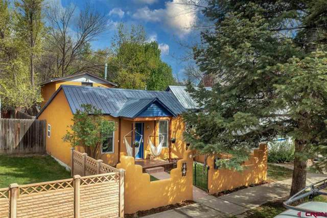 1038 E 4th Avenue, Durango, CO 81301 (MLS #781812) :: Durango Mountain Realty