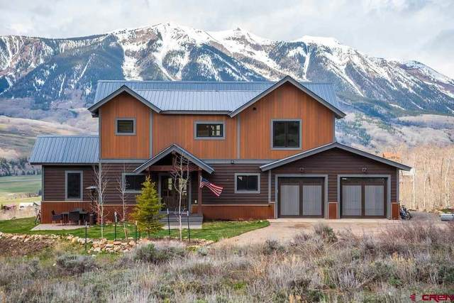 318 Neville Way, Crested Butte, CO 81224 (MLS #781821) :: The Dawn Howe Group | Keller Williams Colorado West Realty