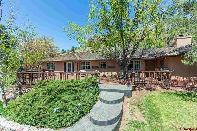 405 W 28th Street, Durango, CO 81301 (MLS #781839) :: Durango Mountain Realty