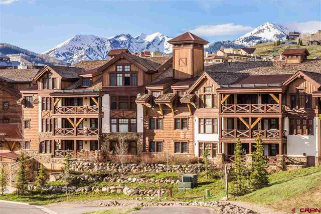 14 Hunter Hill Road A208, Mt. Crested Butte, CO 81225 (MLS #781856) :: The Dawn Howe Group | Keller Williams Colorado West Realty