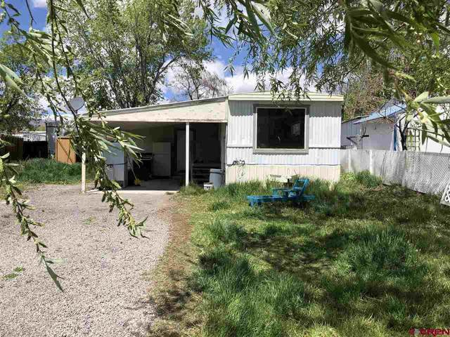 180 SW 13th Avenue, Cedaredge, CO 81413 (MLS #781859) :: The Dawn Howe Group | Keller Williams Colorado West Realty