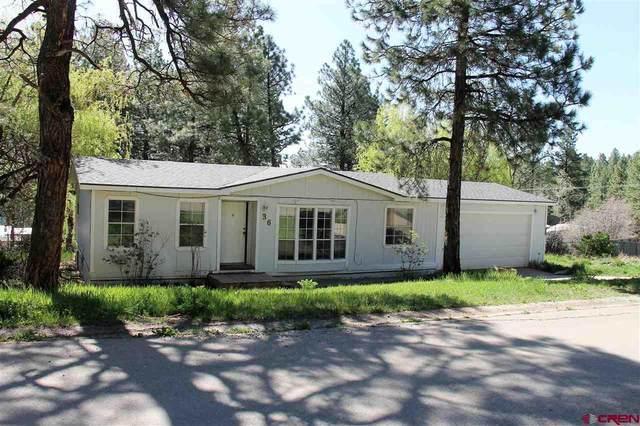 36 Moss Road Trail, Durango, CO 81303 (MLS #781864) :: Durango Mountain Realty