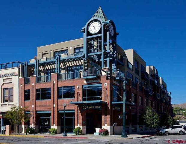 1099 Main Avenue #305, Durango, CO 81301 (MLS #781903) :: The Howe Group | Keller Williams Colorado West Realty