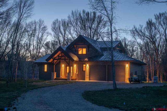 321 Tomichi Trail, Gunnison, CO 81230 (MLS #781941) :: The Dawn Howe Group | Keller Williams Colorado West Realty