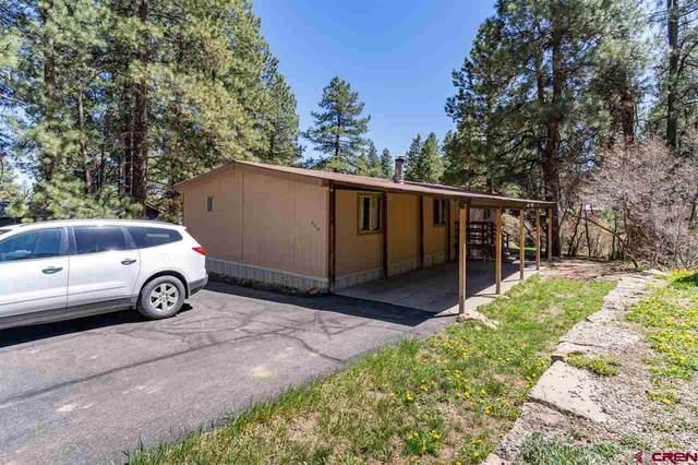 260 Forest Ridge Road, Durango, CO 81303 (MLS #781943) :: Durango Mountain Realty
