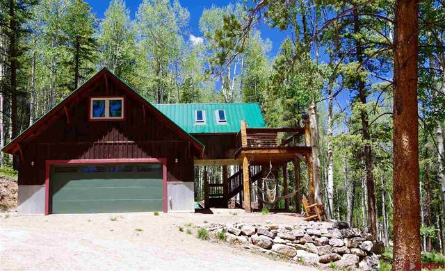 321 Grasshopper Road, Pitkin, CO 81241 (MLS #781948) :: The Dawn Howe Group | Keller Williams Colorado West Realty