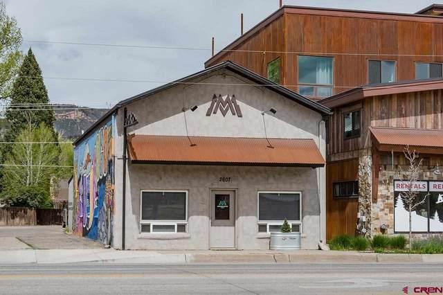 2607 Main Avenue, Durango, CO 81301 (MLS #781957) :: Durango Mountain Realty