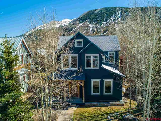 818 Elk Avenue, Crested Butte, CO 81224 (MLS #781961) :: The Dawn Howe Group | Keller Williams Colorado West Realty