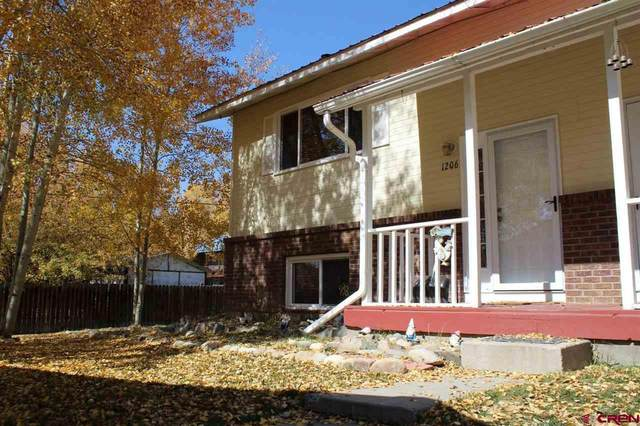 1206 W New York Avenue #1, Gunnison, CO 81230 (MLS #781974) :: The Dawn Howe Group | Keller Williams Colorado West Realty