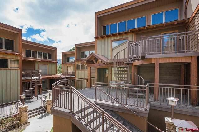 365 S Tamarron Drive 752/53, Durango, CO 81301 (MLS #781982) :: Durango Mountain Realty