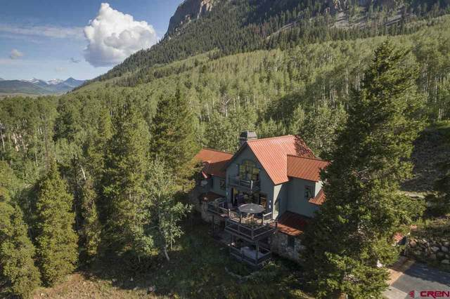 356 Forest Lane, Crested Butte, CO 81224 (MLS #781998) :: The Dawn Howe Group | Keller Williams Colorado West Realty