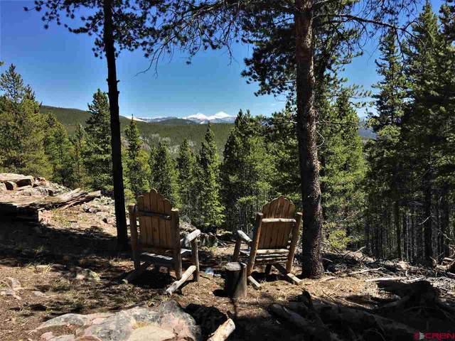TBD Forest Service Road 763, Gunnison, CO 81230 (MLS #782007) :: The Dawn Howe Group | Keller Williams Colorado West Realty