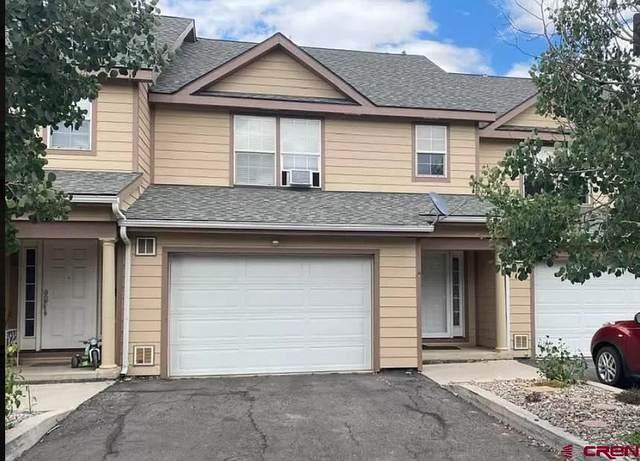 1400 Kremer Drive #7, Bayfield, CO 81137 (MLS #782008) :: The Dawn Howe Group | Keller Williams Colorado West Realty