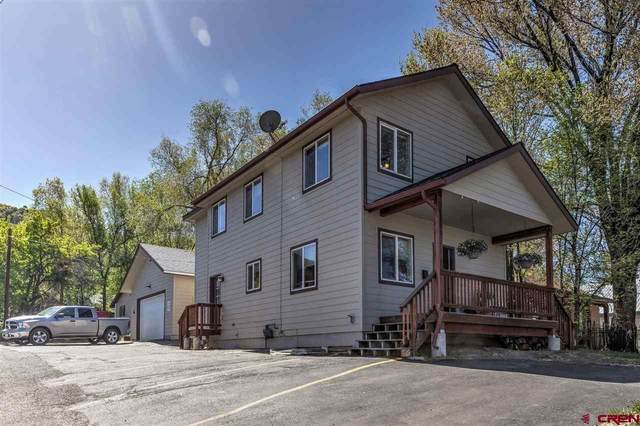 532 E 8th Avenue, Durango, CO 81301 (MLS #782055) :: The Dawn Howe Group   Keller Williams Colorado West Realty