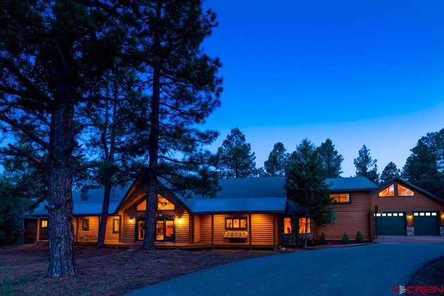 180 Tomahawk Trail, Durango, CO 81303 (MLS #782202) :: Durango Mountain Realty