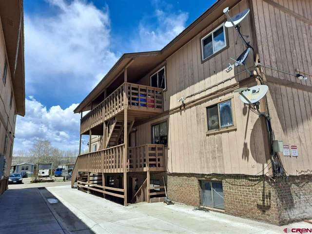 306 N 9th Street 2B, Gunnison, CO 81230 (MLS #782211) :: The Howe Group | Keller Williams Colorado West Realty