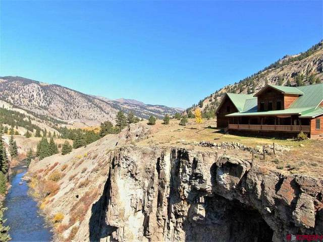 1255 & 1301 Golden Pearl Lane, Lake City, CO 81235 (MLS #782288) :: The Howe Group | Keller Williams Colorado West Realty