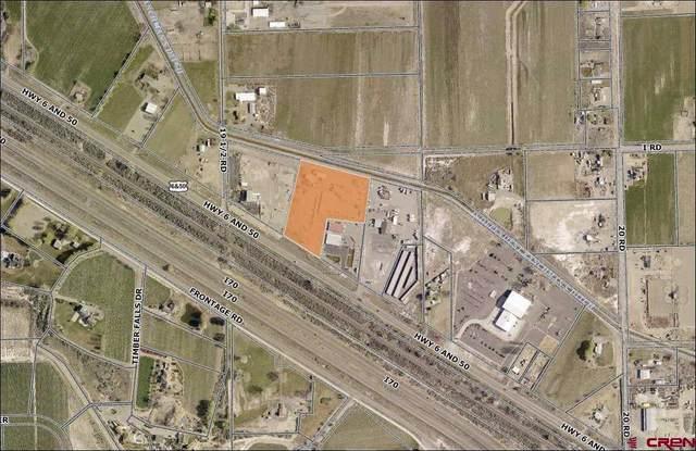 1954 Highway 6&50, Fruita, CO 81521 (MLS #782327) :: The Howe Group   Keller Williams Colorado West Realty