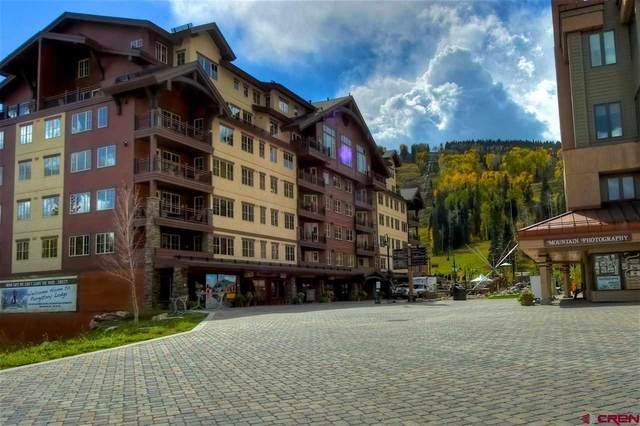 24 Sheol Street R501, Durango, CO 81301 (MLS #782343) :: Durango Mountain Realty
